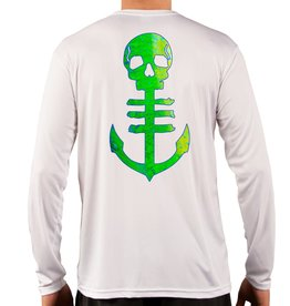 Saltwater Syndicate Saltwater Syndicate Mahi Anchor Performance Shirt
