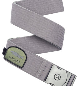Arcade Rambler Belt - Grey/Fish