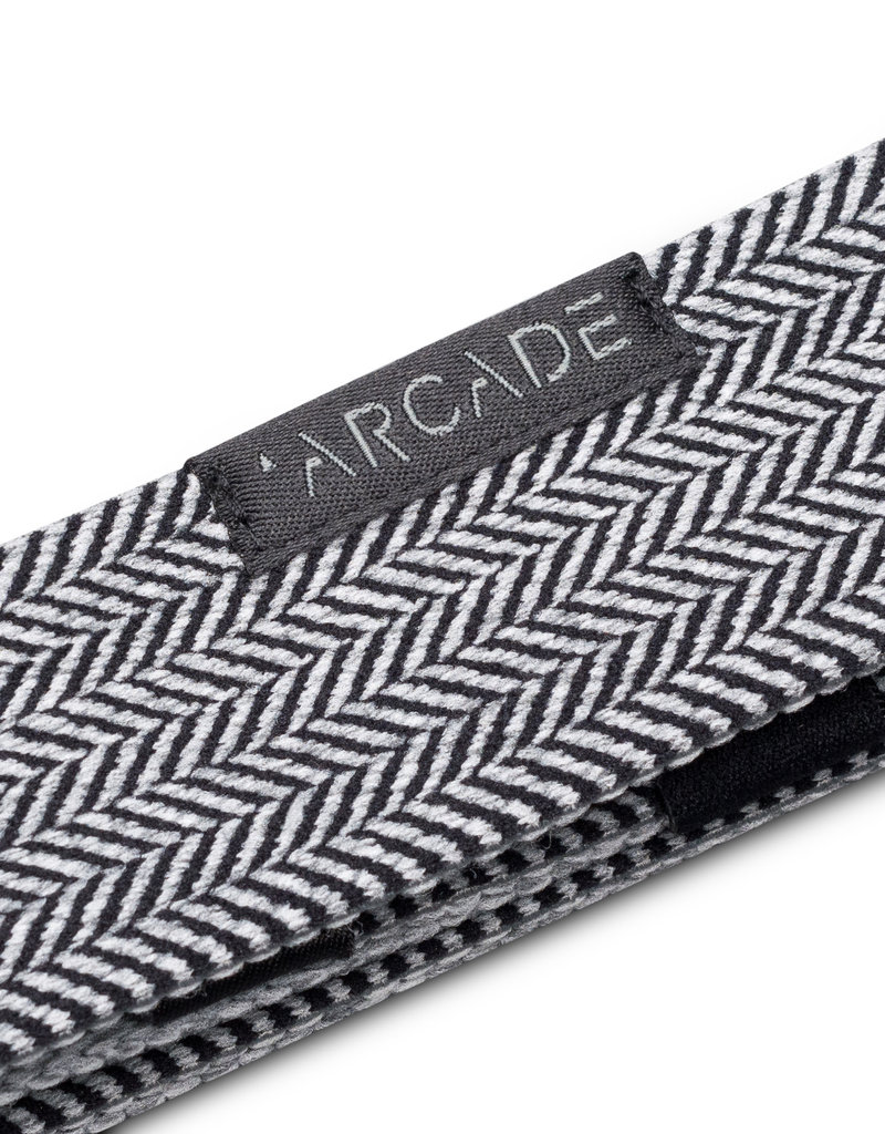 Arcade Ranger Belt - Black/Grey