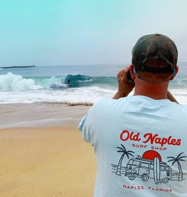 Old Naples Surf Shop ONSS Beach Van T-Shirt