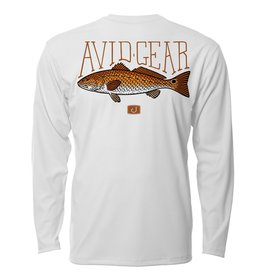 Avid AVID Trophy Redfish AVIDry Long Sleeve Shirt