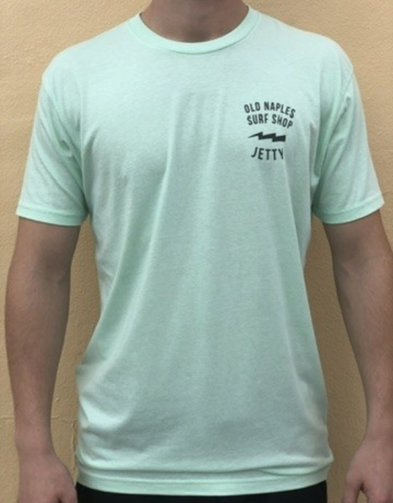 Old Naples Surf Shop ONSS x Jetty Gator T-Shirt
