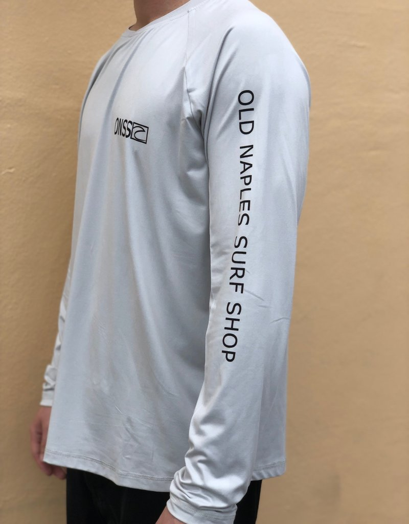 Old Naples Surf Shop ONSS x SWC Classic Long Sleeve Performance Shirt