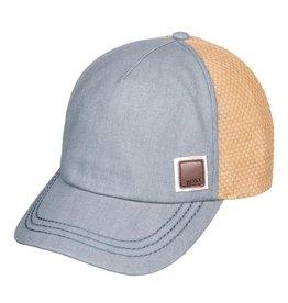 Roxy Roxy Incognito Straw Trucker Hat