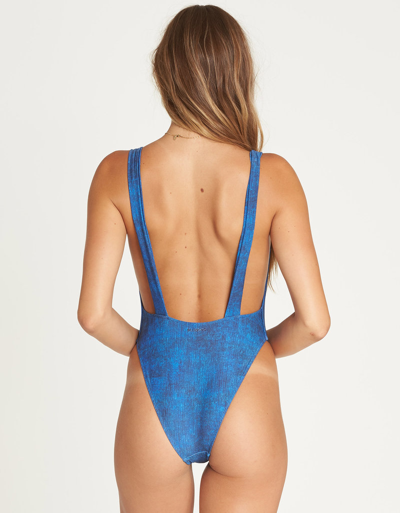 Billabong Billabong Lazy Palms One Piece Suit