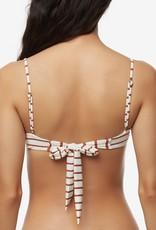 O'Neill O'Neill Karmen Stripe Underwire Bikini Top