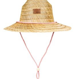 Roxy Roxy Pretty Smiles Straw Sun Hat