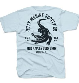 Old Naples Surf Shop ONSS x Jetty Youth Gator T-Shirt