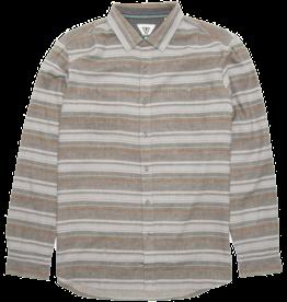 Vissla Vissla Volt Long Sleeve Flannel Shirt