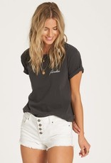Billabong Billabong Buttoned Up Denim Shorts