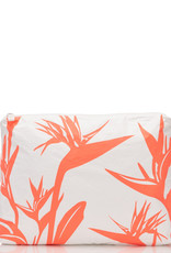 Aloha Mid Birds in Paradise, Neon Coral