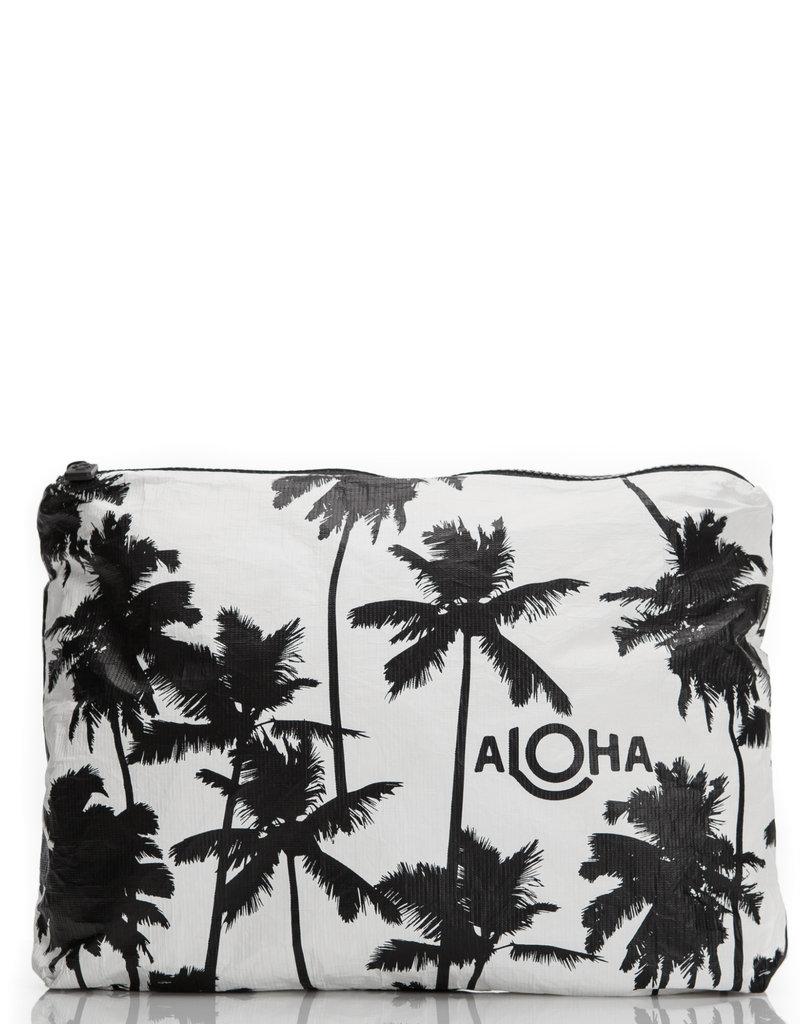 Aloha Collection Aloha Mid Coco Palms, Black