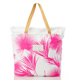 Aloha Collection Aloha Day Palms Day Tripper, Neon Pink