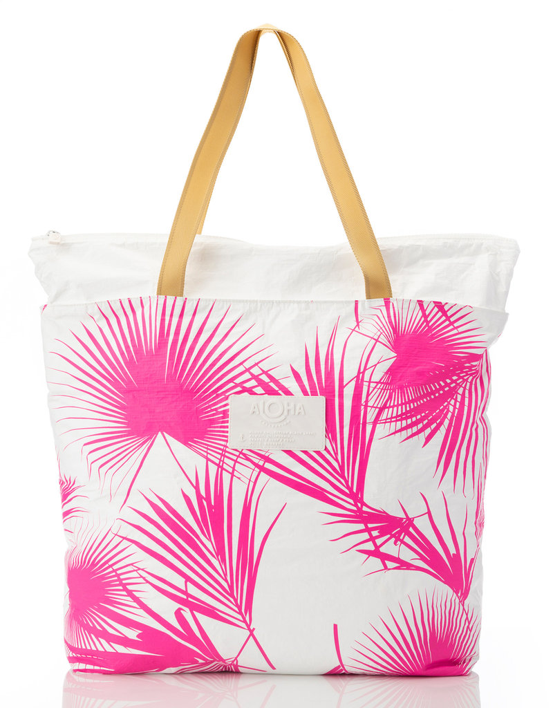 Aloha Day Palms Day Tripper, neon pink