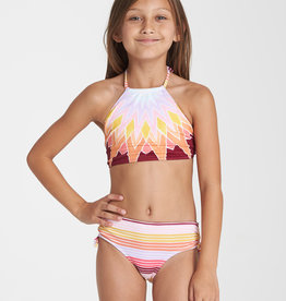 Billabong Billabong Girls Ray Of Sun High Neck Swim Set