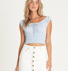 Billabong Billabong Good Life Denim Skirt