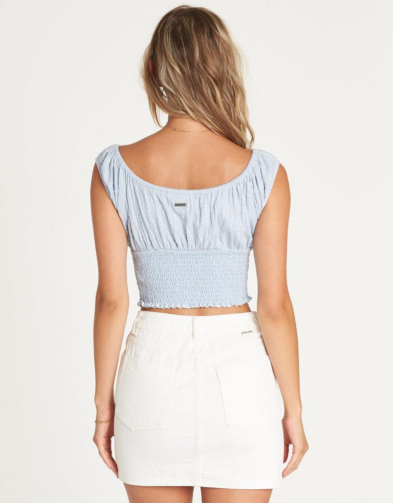 Billabong Billabong Good Life Denim Skirt