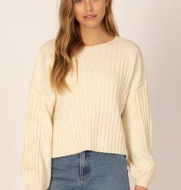 Sisstr Sisstr Play Love Sweater