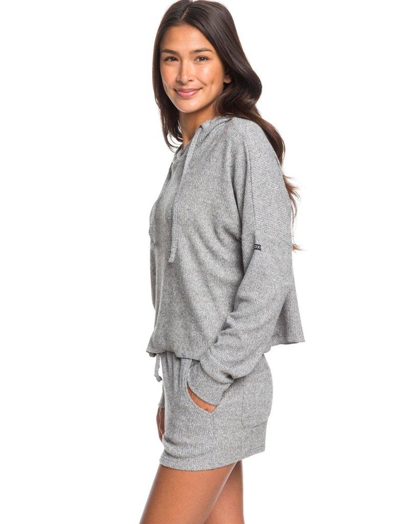 Roxy Roxy Mind At Ease Super Soft Rib Knit Shorts