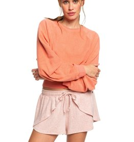 Roxy Roxy Cozy Set Short