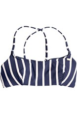 Roxy Roxy Printed Beach Classics Athletic Triangle Bikini Top
