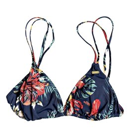 Roxy Roxy Local Mind Tiki Tri Bikini Top