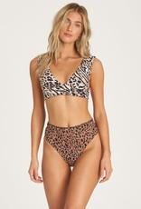 Billabong Billabong Wild Waves Rise Bikini Bottom