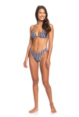 Roxy Roxy Printed Beach Classics High Leg Bikini Bottoms