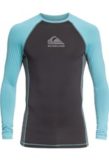 Quiksilver Quiksilver Back Wash Long Sleeve Rashguard