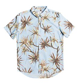 Quiksilver Quiksilver Salty Palms Short Sleeve Shirt
