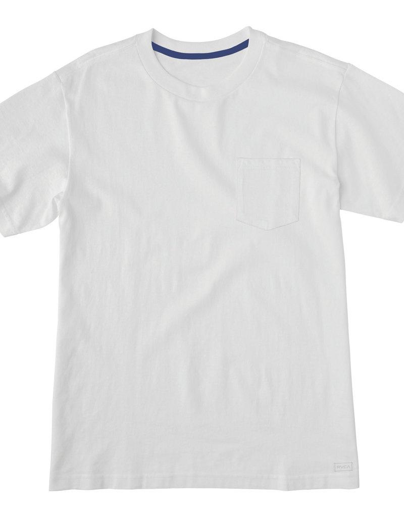 RVCA RVCA Hi-Grade Head Pocket T-Shirt