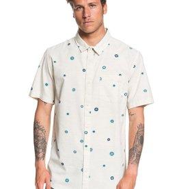 Quiksilver Quiksilver Faded Sun Short Sleeve Shirt