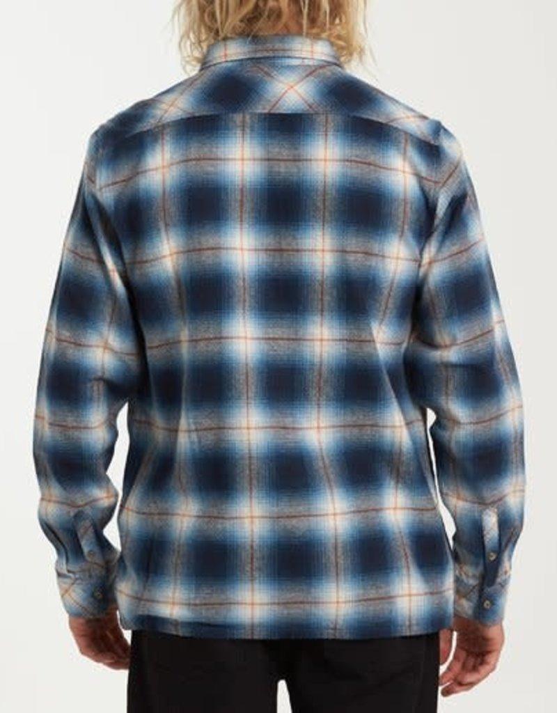 Billabong Billabong Coastline Long Sleeve Flannel Shirt