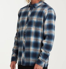 Billabong Billabong Coastline Long Sleeve Flannel Shirt