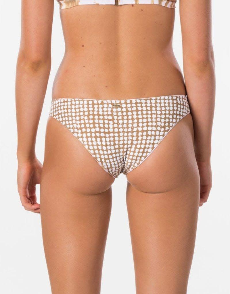 Rip Curl Rip Curl Paradise Cove Reversible Cheeky Bikini Bottoms