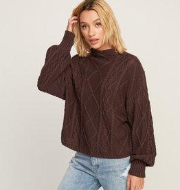 RVCA RVCA Attraction Knit Sweater