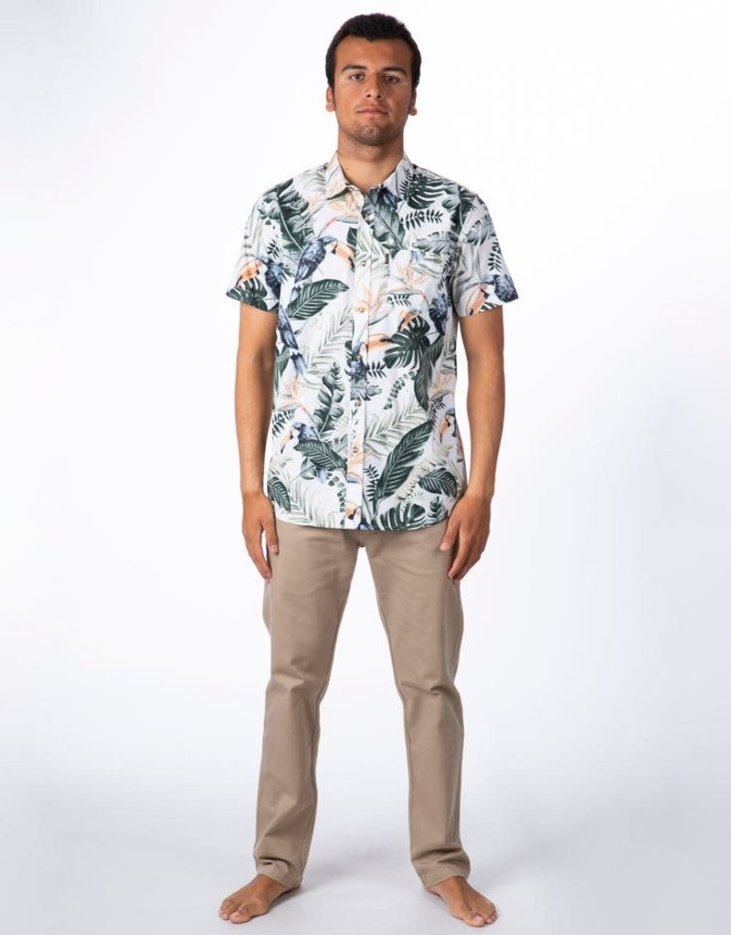 Rip Curl Rip Curl Two Can Short Sleeve Shirt