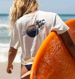 Rip Curl Rip Curl Keep On Surfin Crop Tee