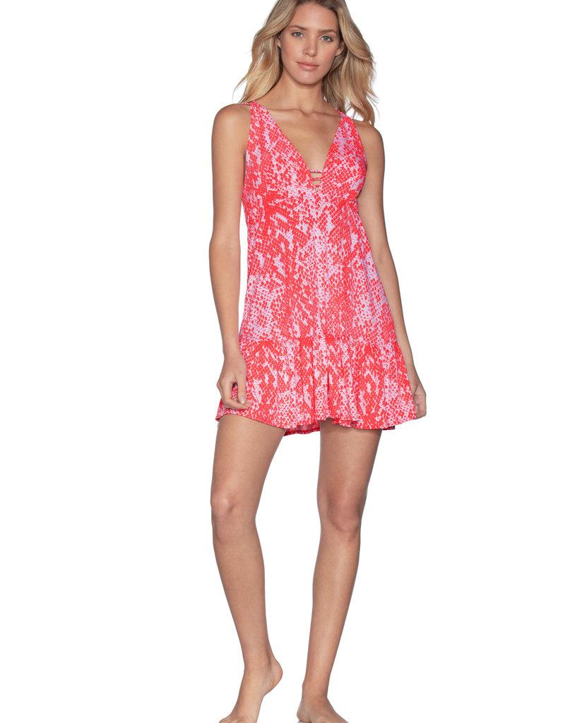 Maaji Maaji Blooming Wild Short Dress