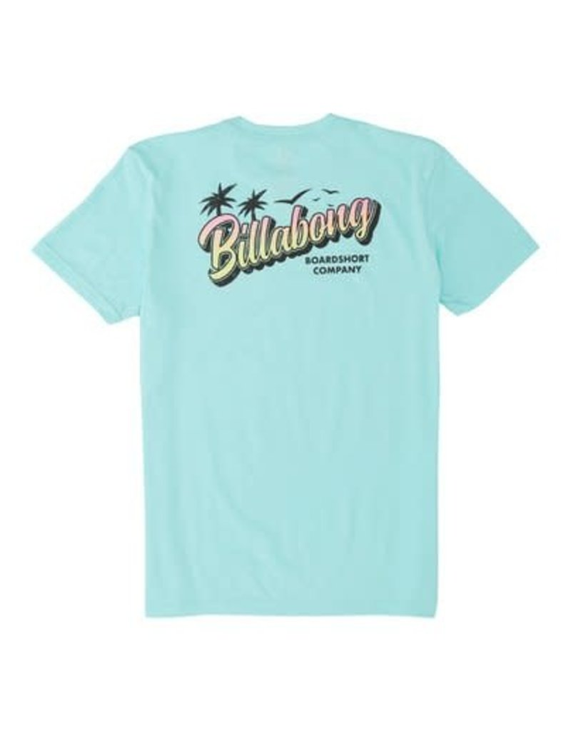 Billabong Billabong Boys Beachin Short Sleeve T-Shirt