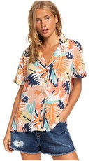 Roxy Roxy Remind To Forget Short Sleeve Shirt