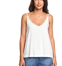 Roxy Roxy Golden Dreams Strappy Top
