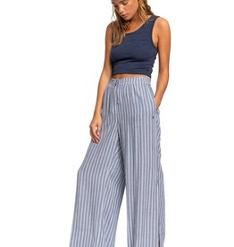 Roxy Roxy Keep Your Dreams Wide Leg Viscose Pants