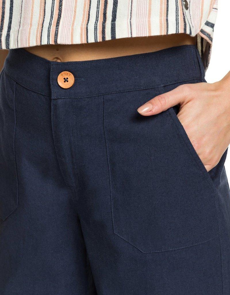 Roxy Roxy Oceanside High Waisted Pants
