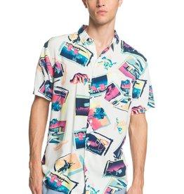 Quiksilver Quiksilver Vacancy Short Sleeve Shirt
