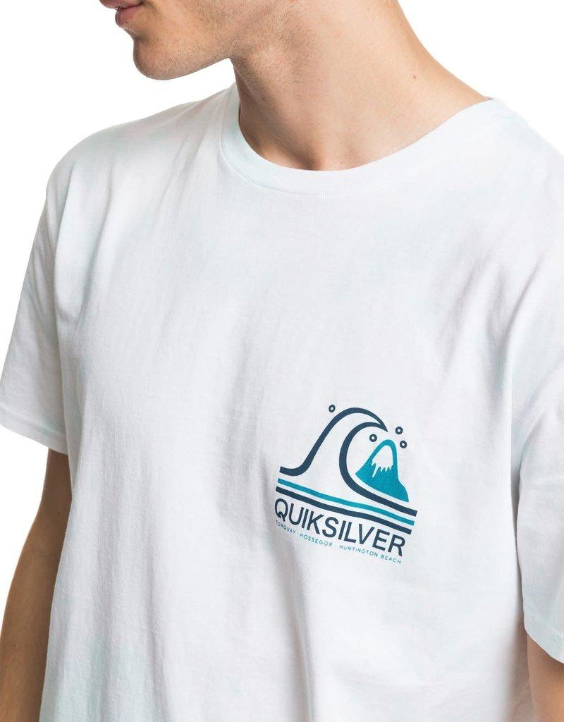 Quiksilver Quiksilver Global Beat T-Shirt