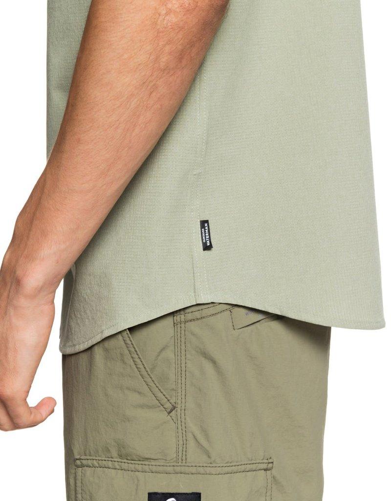 Quiksilver Quiksilver Waterman Tech Tides Short Sleeve UPF 30 Shirt