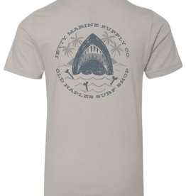 Old Naples Surf Shop ONSS x Jetty Youth Breach T-Shirt