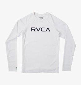 RVCA RVCA Boys Long Sleeve Rashguard