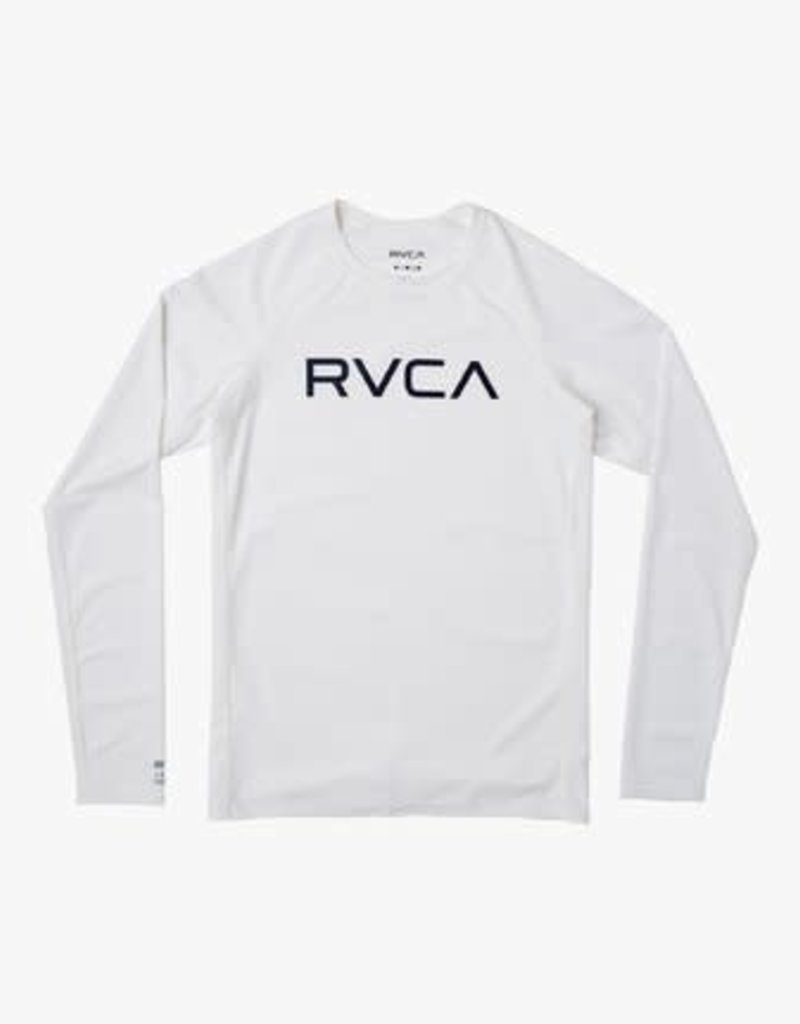 RVCA RVCA Boys Long Sleeve Rashguard